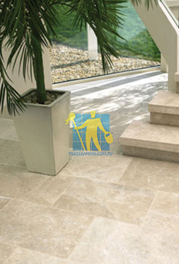 limestone tiles honed santa anna melbourne cleaning